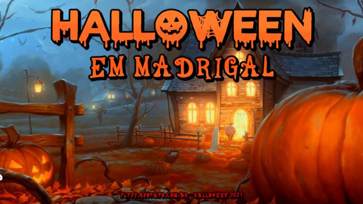 Evento Mês de Halloween