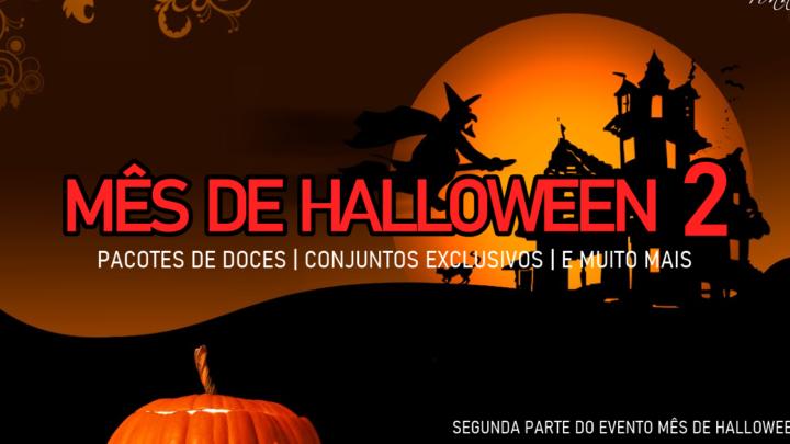 Evento de Halloween 2